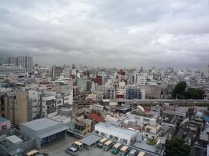 1302号室からの眺望