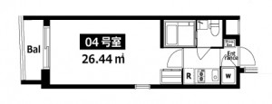 04号室図